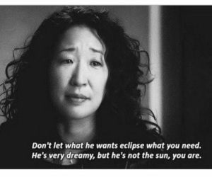 grey's anatomy, quotes, and christina yang image