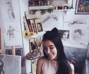 aesthetics, art, and artsy image