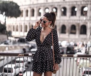 black, look, and summer image
