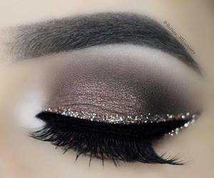 brown, trend, and eyes image