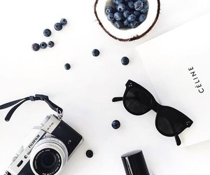berries, classy, and black image
