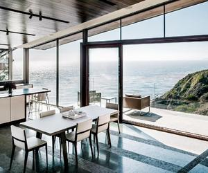 kitchen, amazing view, and white diningroom image