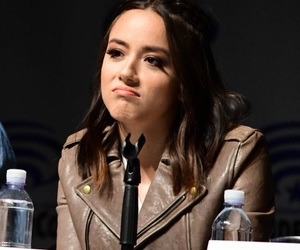agents of shield, chloe bennet, and daisy johnson image