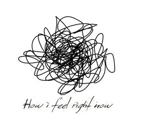 text, feel, and feelings image