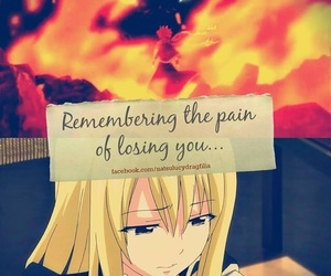 anime, cry, and Lucy image