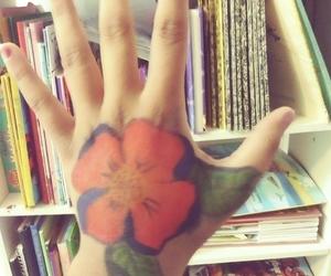 art, tattoo, and cool tattoos image
