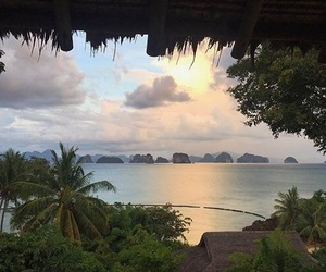 beautiful, views, and paradise image