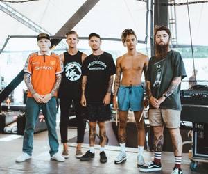 pop punk, dani washington, and matt west image