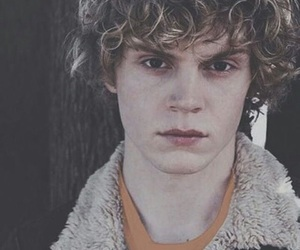 hot guy, evan peters, and ahs image