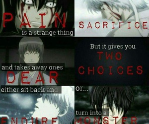 quote, anime, and cry image