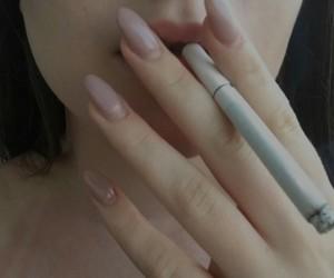 pale, alternative, and cigarette image