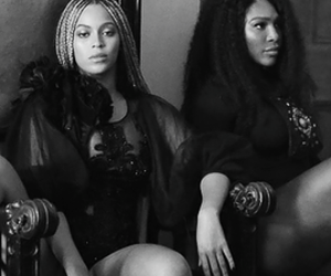 beyonce knowles, Serena Williams, and sorry image
