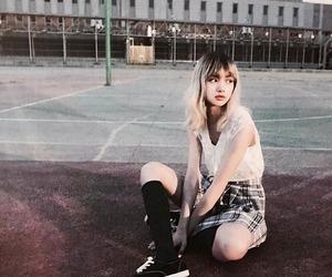 asian, fashion, and jisoo image
