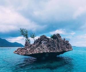 nature, landscape, and sea image