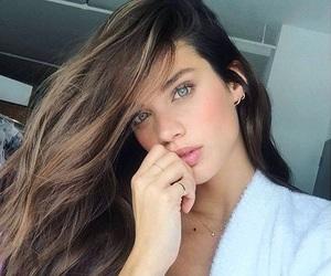 sara sampaio, angel, and model image