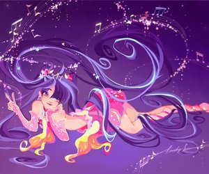 deviantart, musa, and winx club image