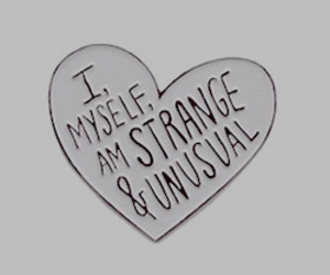 quotes, aesthetic, and strange image