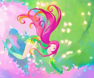 deviantart, fairy, and roxy image