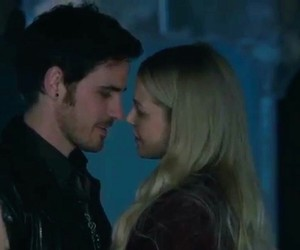 couple, Jennifer Morrison, and once upon a time image