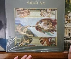 art, korean, and rome image