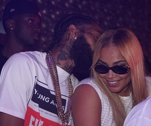 couple and lauren london image
