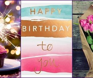 happy birthday and feliz cumpleanos image