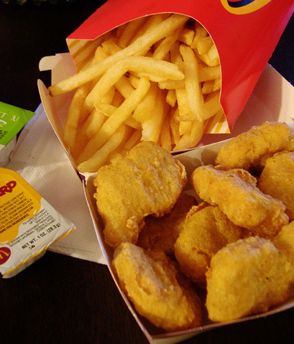 fast food, French Fries, and food image