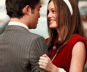 gossip girl, couple, and love image