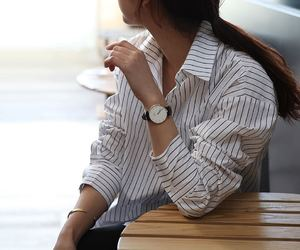 casual, minimalist, and clothes image