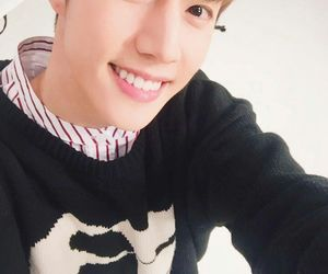 mark, got7, and cute image
