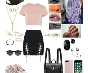 outfits, Polyvore, and ropa image