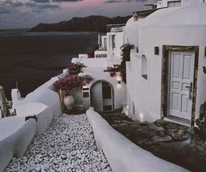 travel, Greece, and wanderlust image