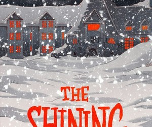 The Shining, poster, and Stanley Kubrick image