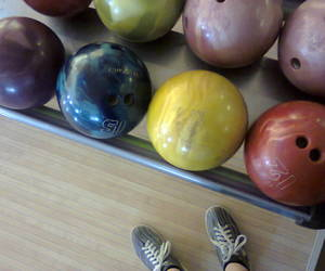 bowling, colorful, and day off image