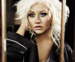 christina aguilera and hair image