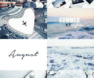 summer, 2017, and agost image