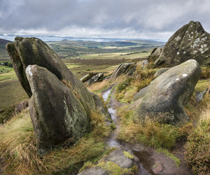rocks, rocky, and staffordshire image