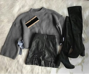 chic, clothes, and pretty image