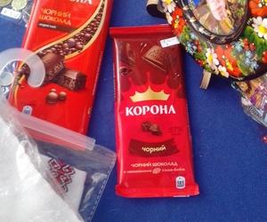 chocolate, ucrania, and delicioso image
