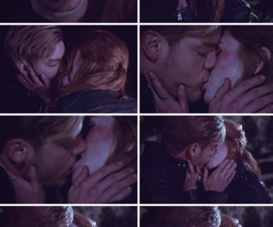 clary fray, jace and clary, and shadowhunters image