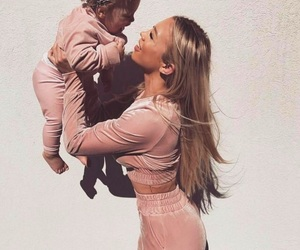 daughter, parenting, and goals image