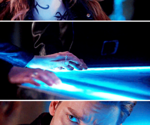 clary fray, clary, and jace and clary image