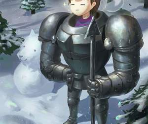 armor, games, and kid image
