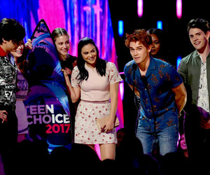 teen choice awards, riverdale cast, and tca image