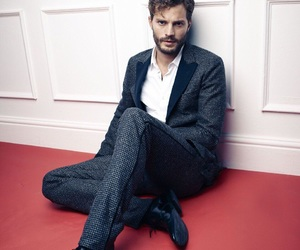 Jamie Dornan, fifty shades of grey, and sexy image