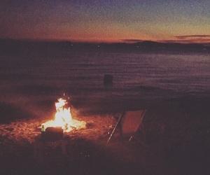 beach, grunge, and hippie style image