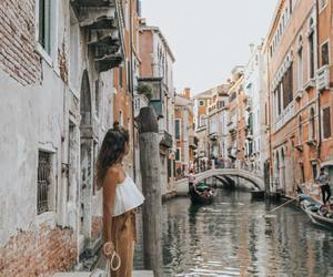girl, travel, and explore image