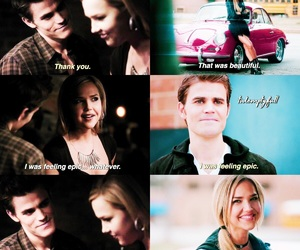 best friends, tvd, and stefanandlexi image