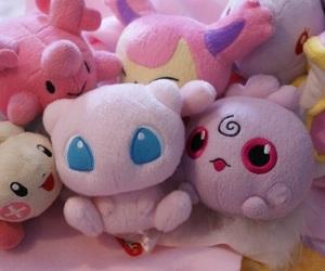 pink, pokemon, and kawaii image