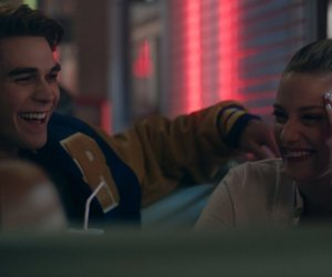 Archie, betty cooper, and lili reinhart image